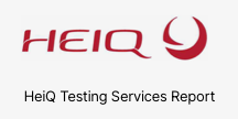 Heiq Testing Services Report