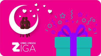 Card Cadou Zi Indragostiti