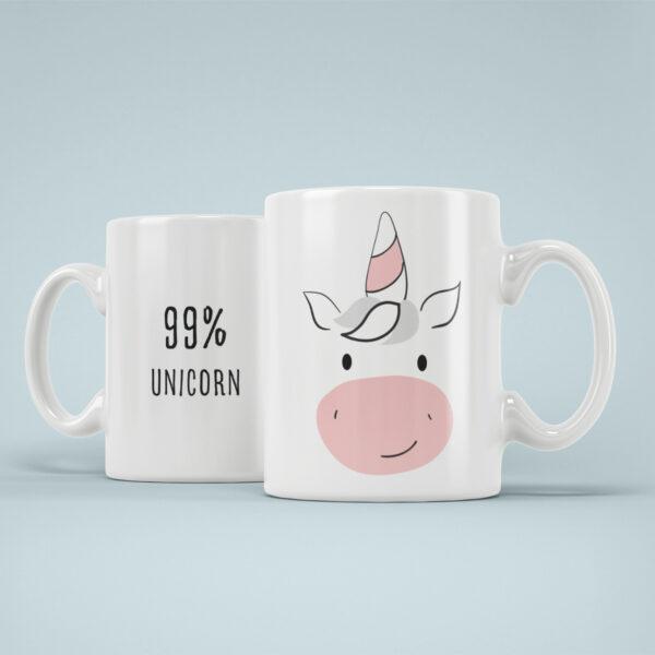 Cana Personalizata Unicorn