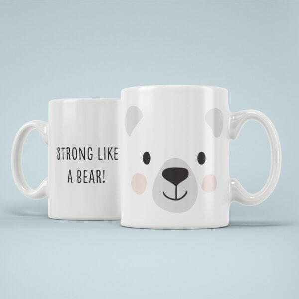 Cana Personalizata Urs Strong
