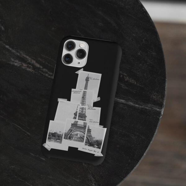 Husa Telefon Paris Turnul Eiffel Poze2