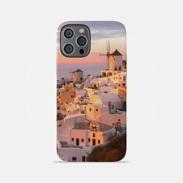 Husa De Telefon Santorini Sunset