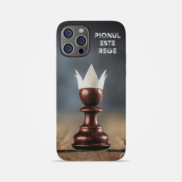 Husa De Telefon Personalizata Sah Pionul Este Rege