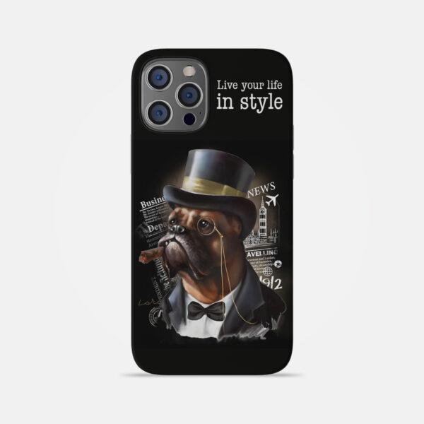 Husa De Telefon Style Dog