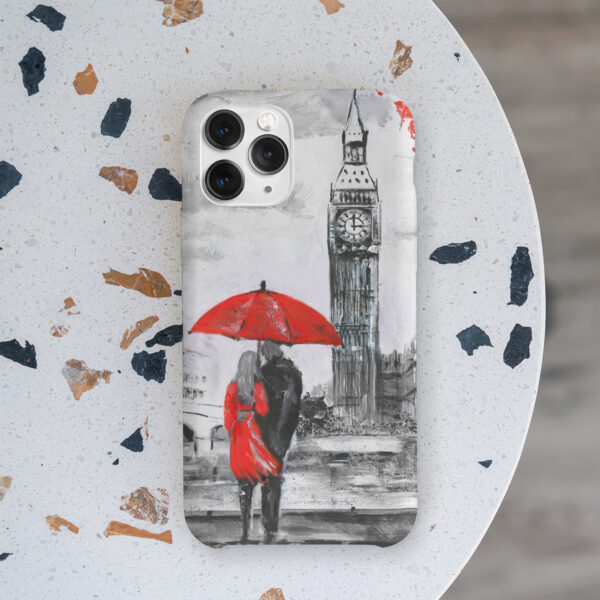 Husa Telefon Big Ben Londra2
