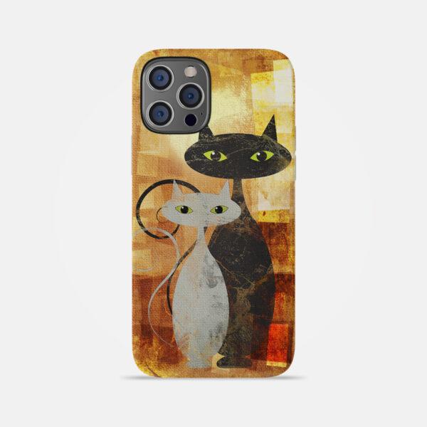 Husa Telefon Pisici Pictura