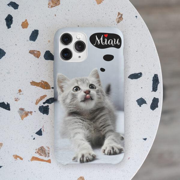 Husa Telefon Pisicuta Miau 2