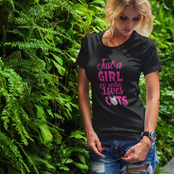 love cats tricou femei pisici 2
