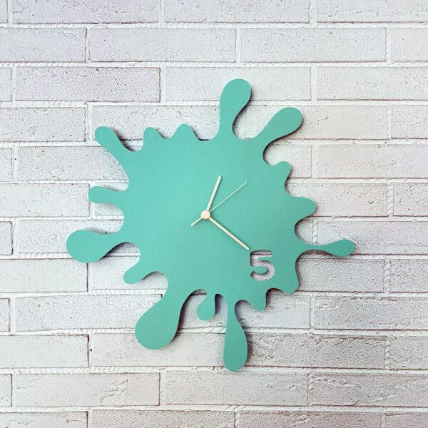 spalsh ceas de perete